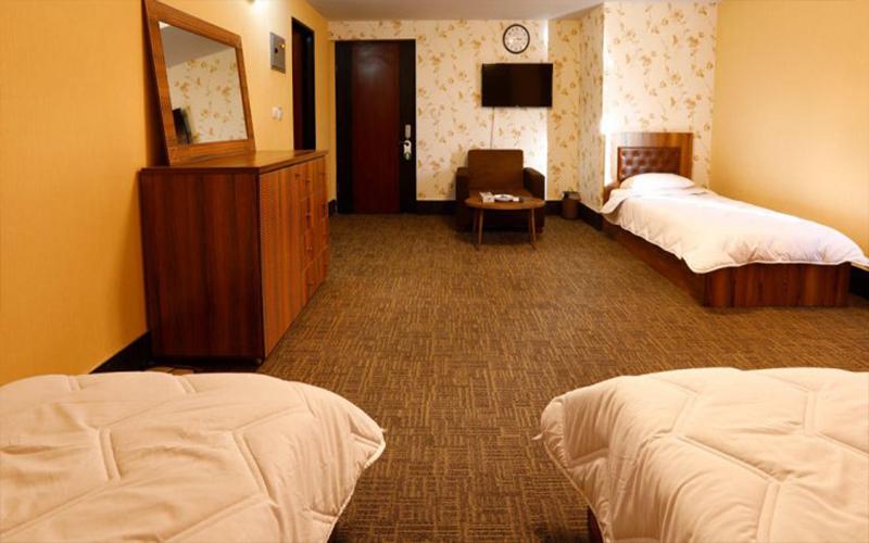 هتل آذین چابهار