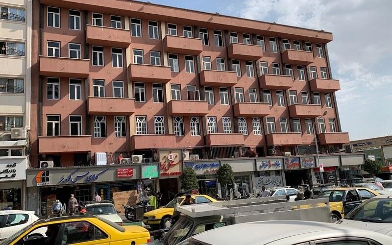 هتل زیبا تهران