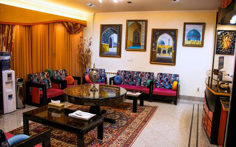 هتل آپارتمان هشت بهشت اصفهان