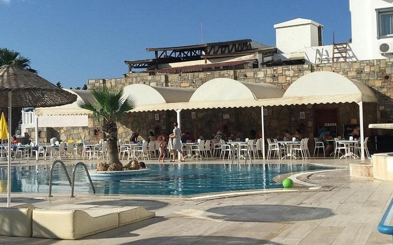 هتل Sunpoint Family Hotel Bodrum
