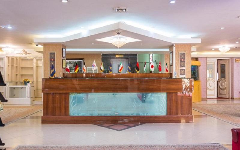 هتل میثاق مشهد