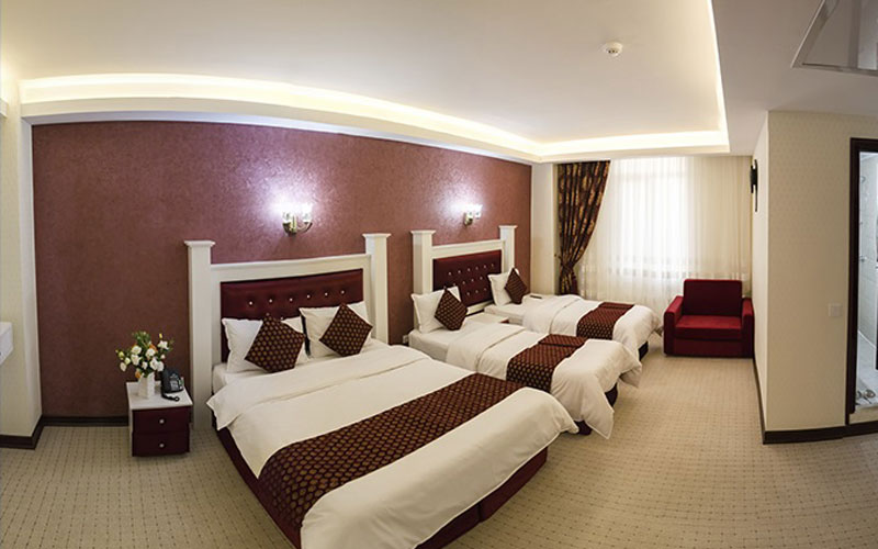 هتل داریوش بجنورد