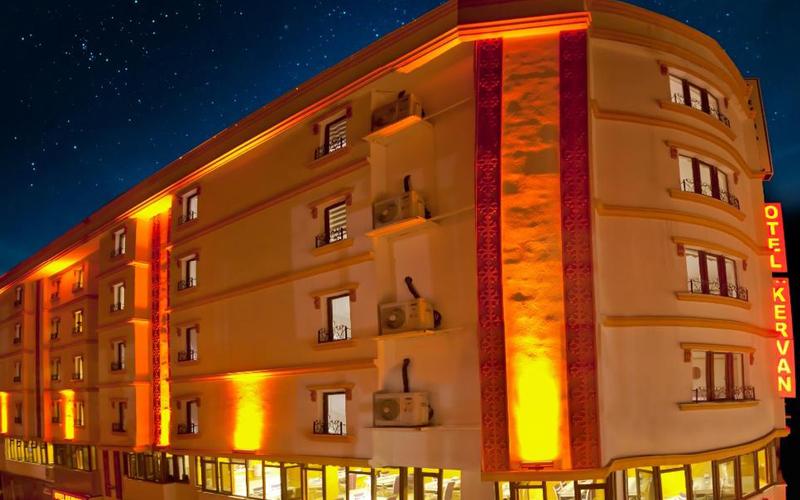 هتل کروان وان