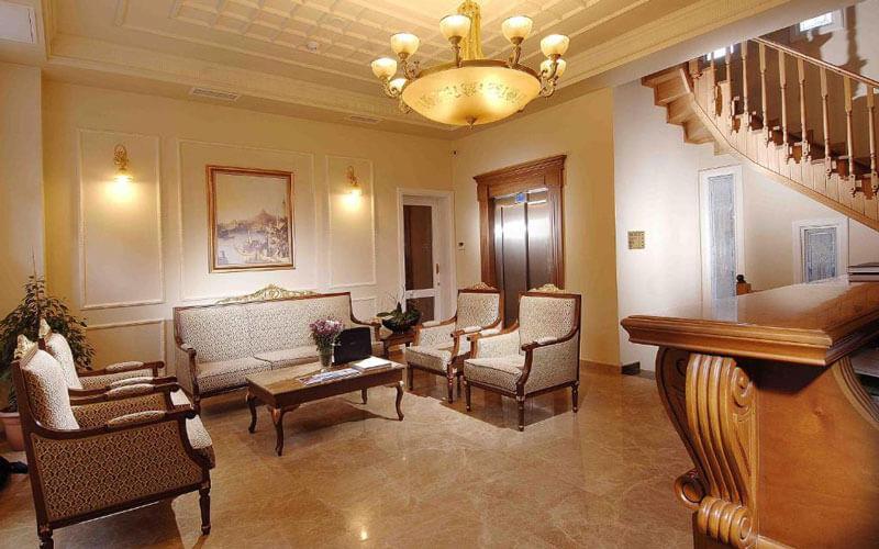 هتل Darussaade Hotel Restaurant Istanbul