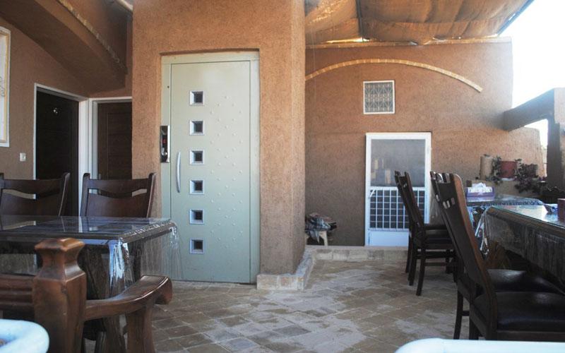 اقامتگاه بومگردی جنگل یزد