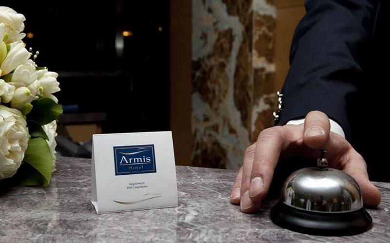 هتل Armis Hotel Izmir