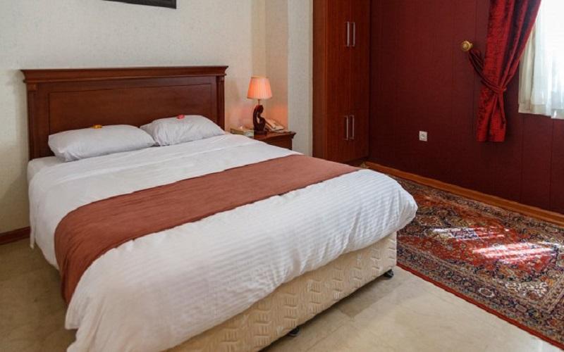 هتل آپارتمان کوروش تهران