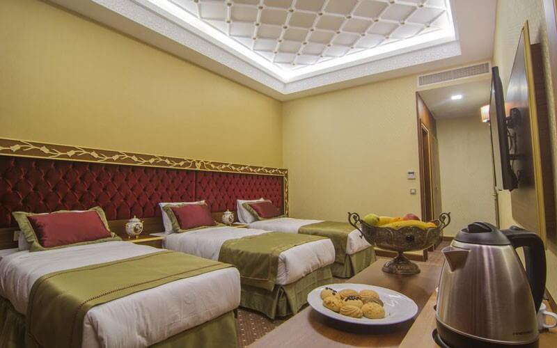 هتل MB Deluxe Hotel Istanbul