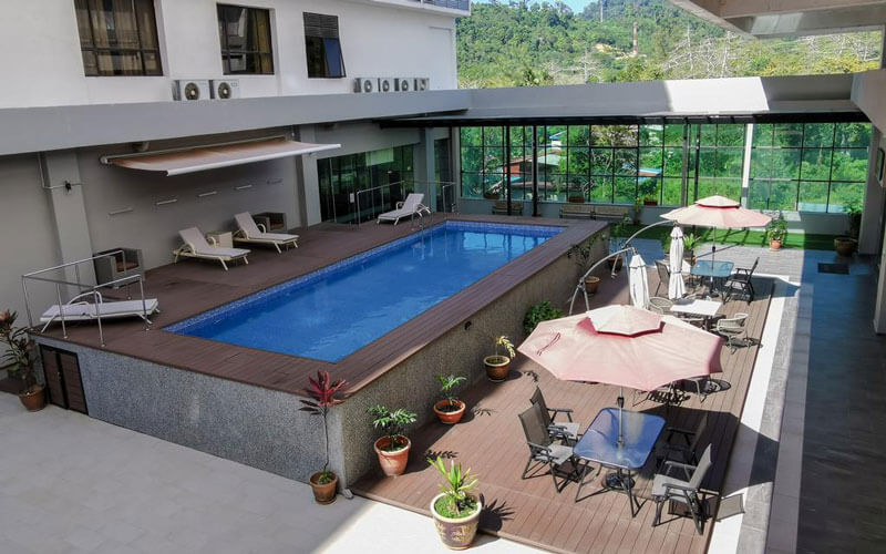 هتل سنتری لنکاسوکا ریزورت لنکاوی