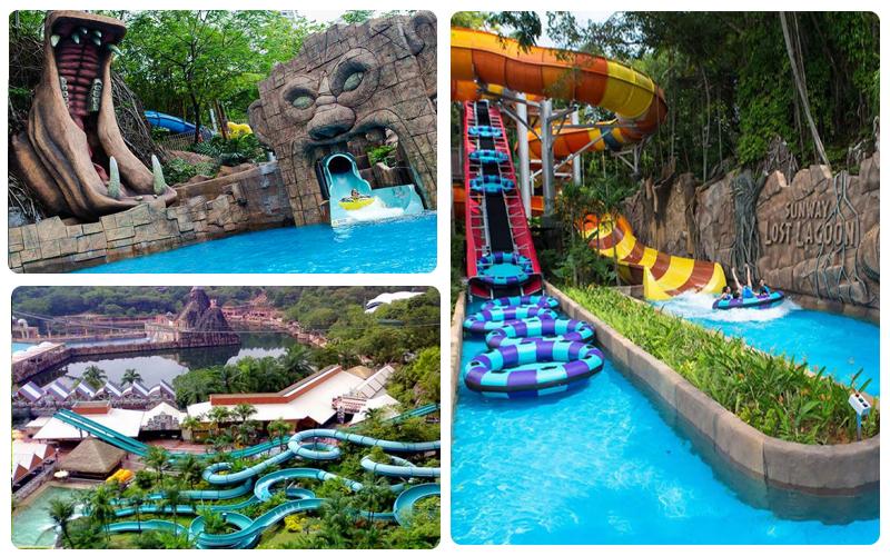 پارک تفریحی سان وی لاگون کوالالامپور