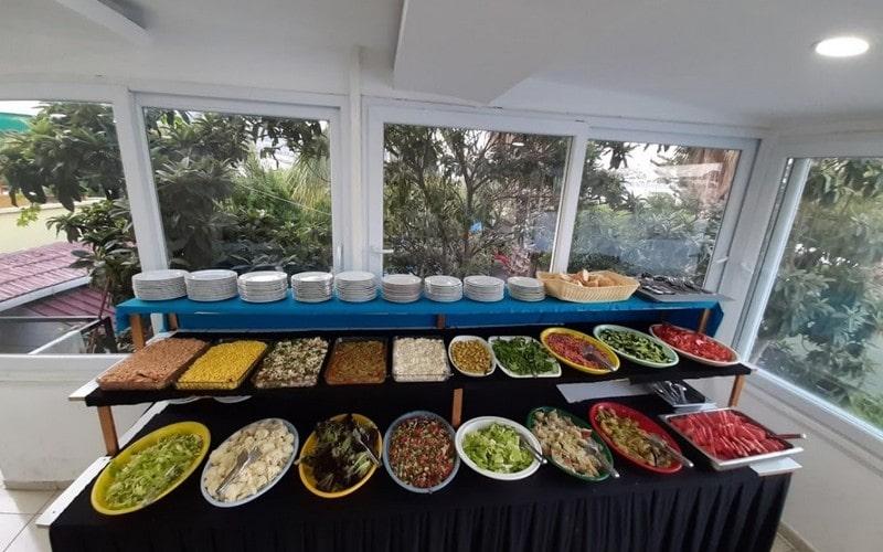 هتل Melodi Hotel kermer Antalya