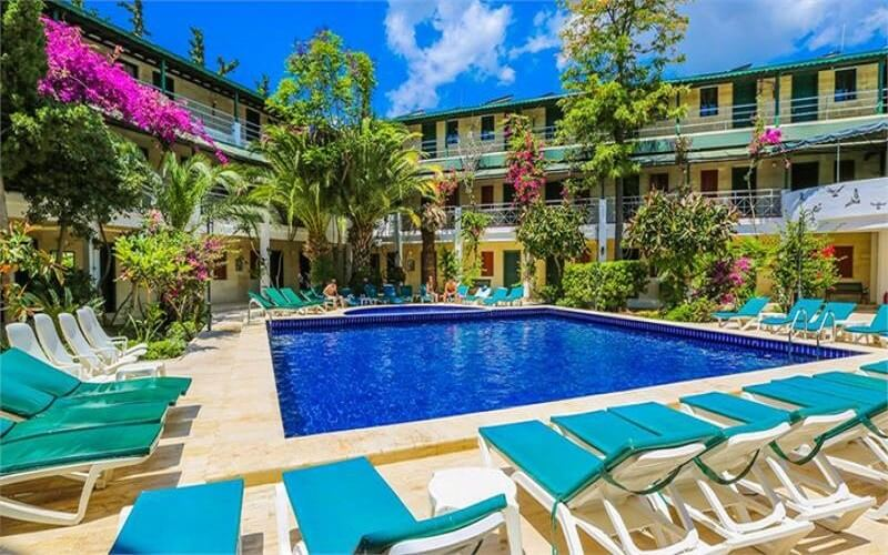 هتل Sky Life Resort Bodrum