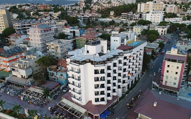 هتل Asena Hotel Kusadasi