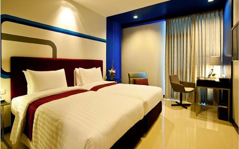 هتل اف ایکس مترولینک ماکاسان بانکوک