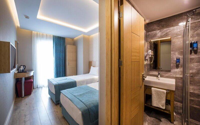 هتل Meretto Hotel Laleli Istanbul