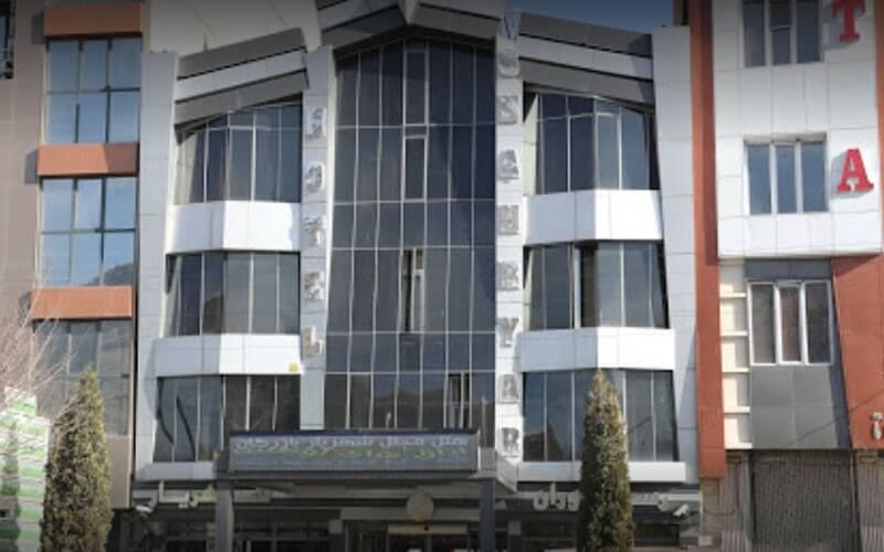 هتل شهریار بازرگان ماکو