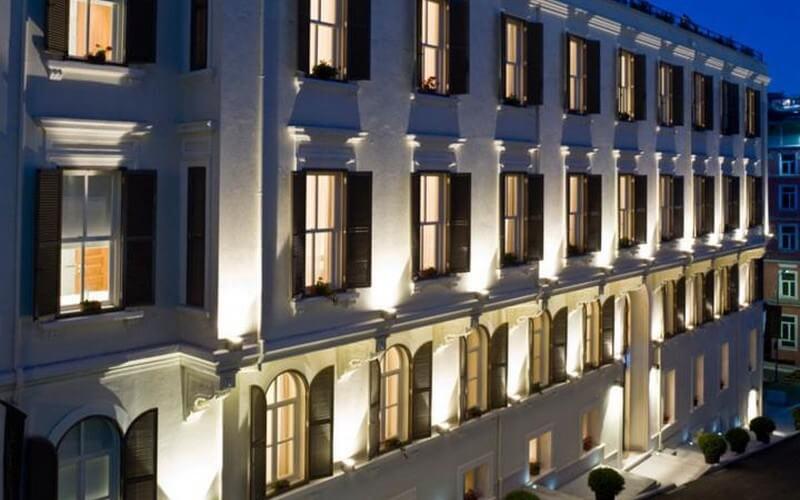 هتل Tomtom Suites Istanbul