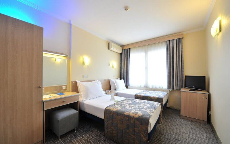 هتل Olimpiyat Hotel Istanbul