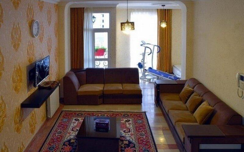 هتل آپارتمان خلیج تهران
