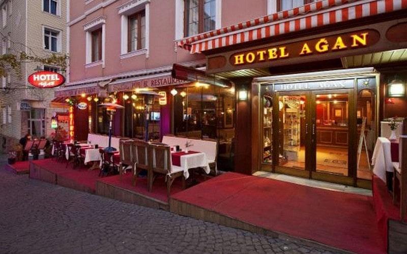 هتل Hotel Agan Istanbul Sirkeci