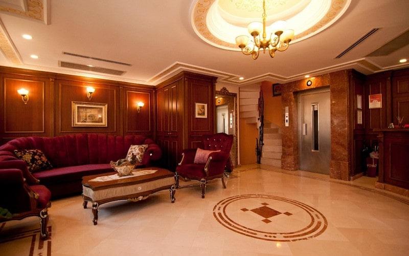 هتل Emine Sultan Hotel Istanbul