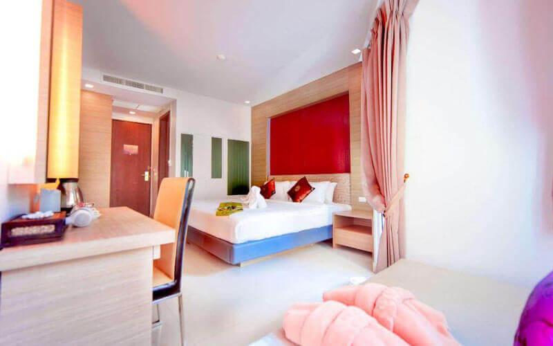 هتل Andatel Grande Patong Hotel Phuket
