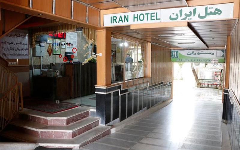 هتل ایران قزوین