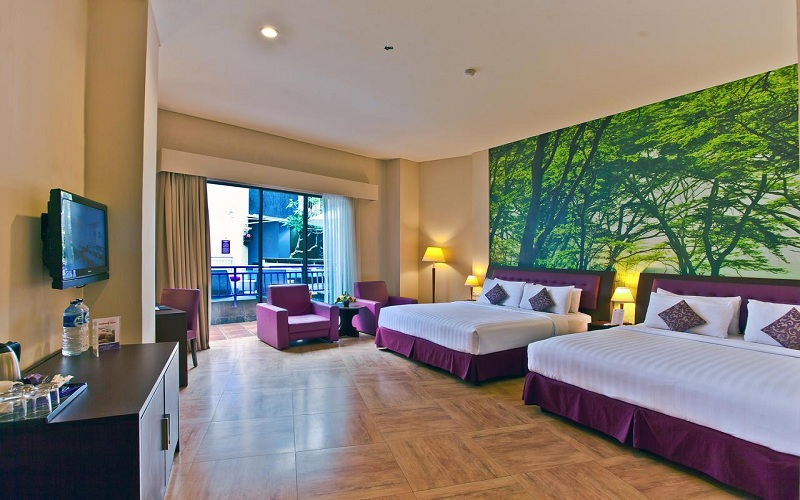 هتل کوتا سنترال پارک بالی