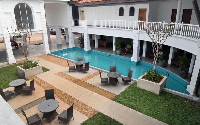 هتل Hibiscus Beach & Villas Wadduwa