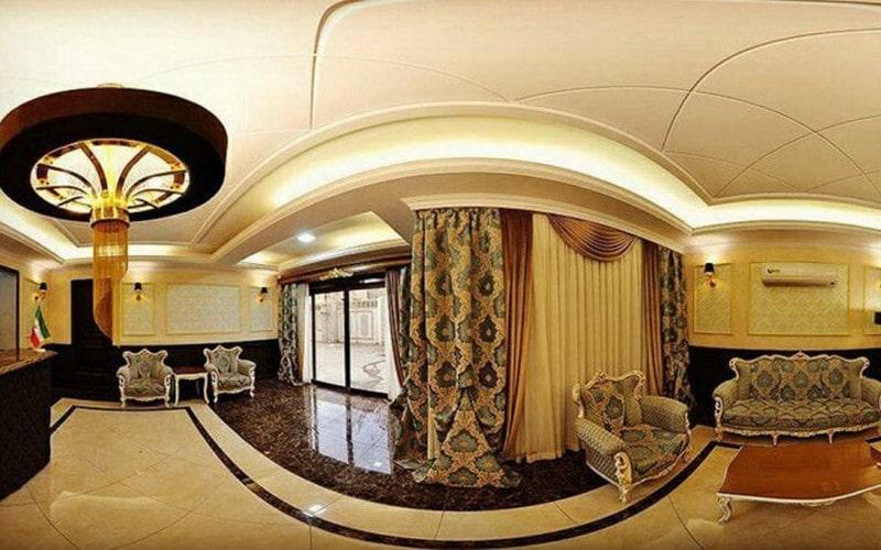 خانه مسافر گلچین مشهد