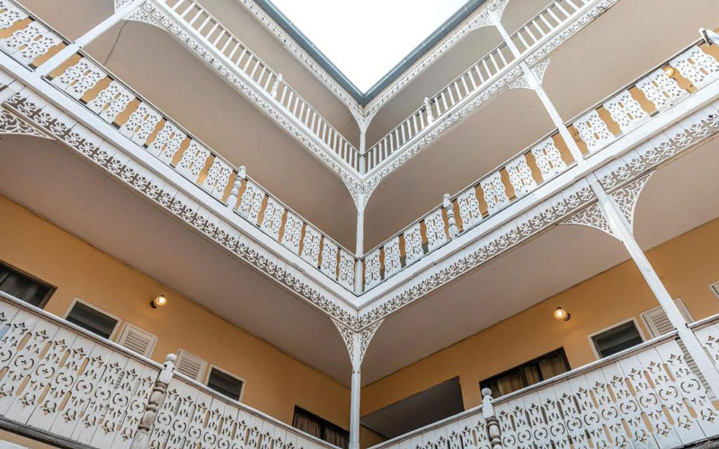 هتل Sawasdee Bangkok Inn
