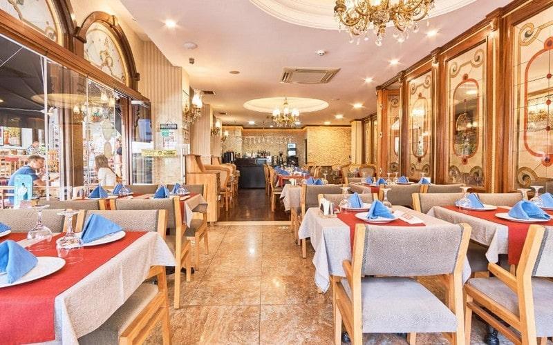 هتل Best Western Empire Palace Hotel & Spa Istanbul