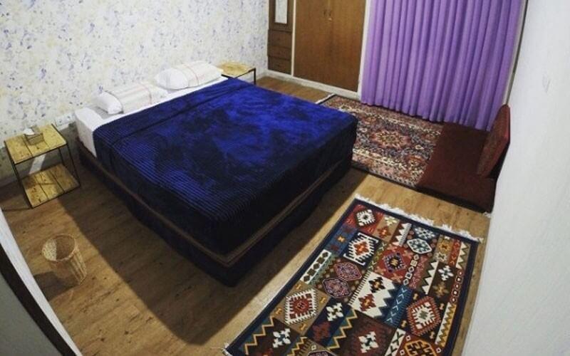 خانه مسافر مشتاق کرمان