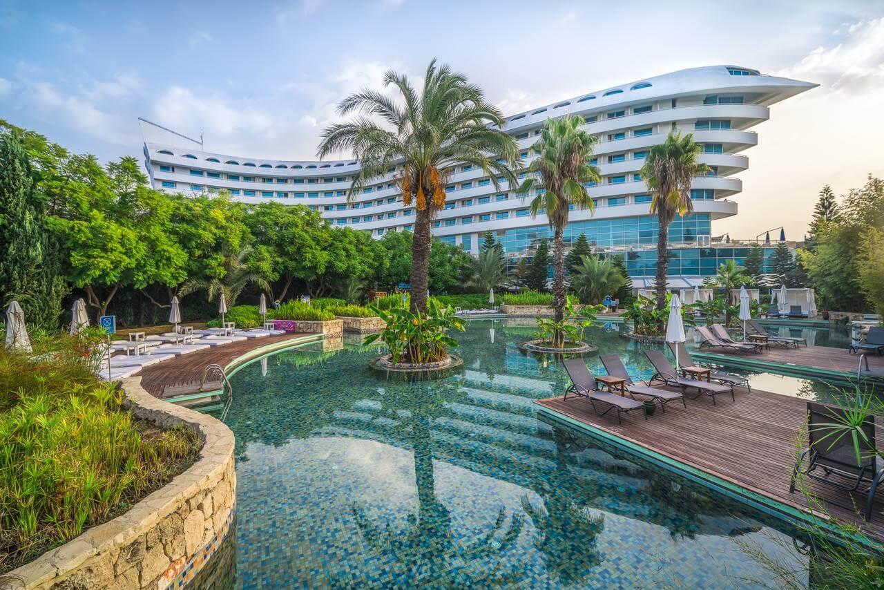 هتل Concorde De Luxe Resort Antalya