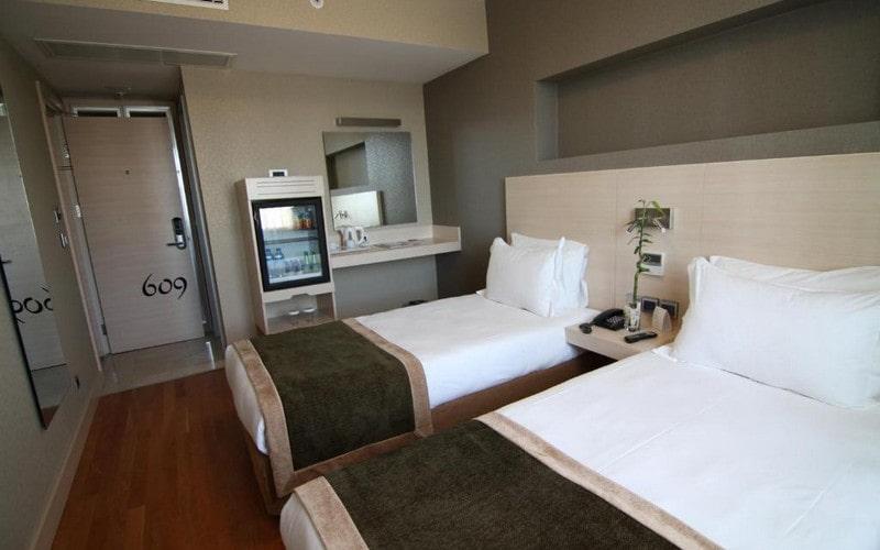 هتل Hotel Troya Istanbul