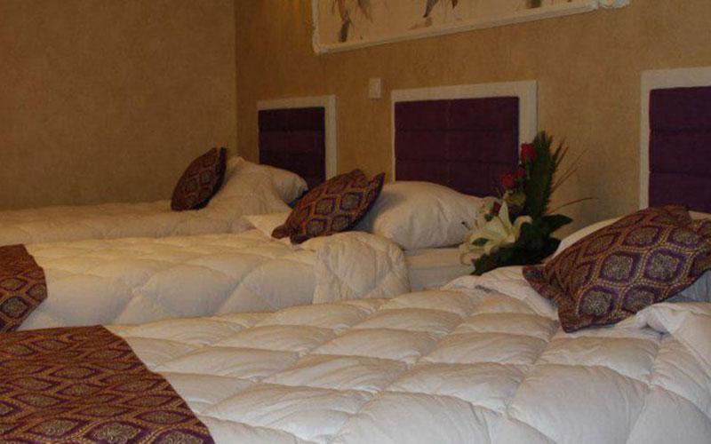 هتل آرامش اهواز