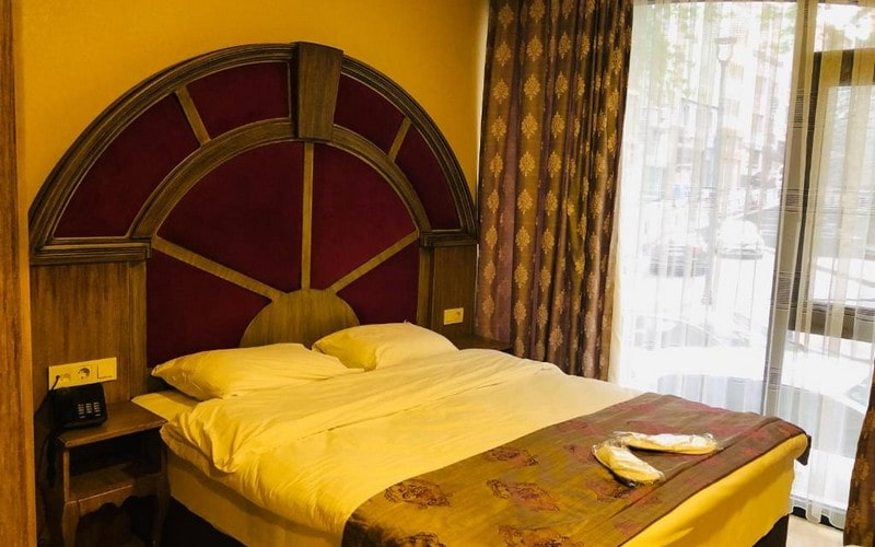 هتل Gulec Hotel Istanbul