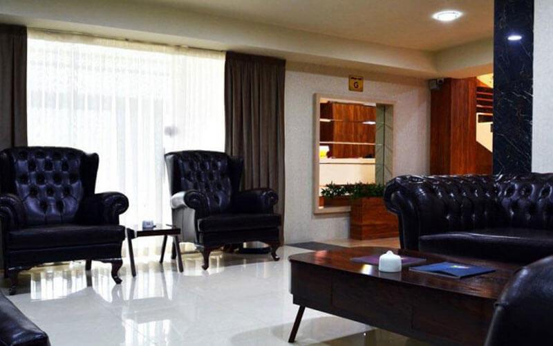 هتل نارنجستان جلفا