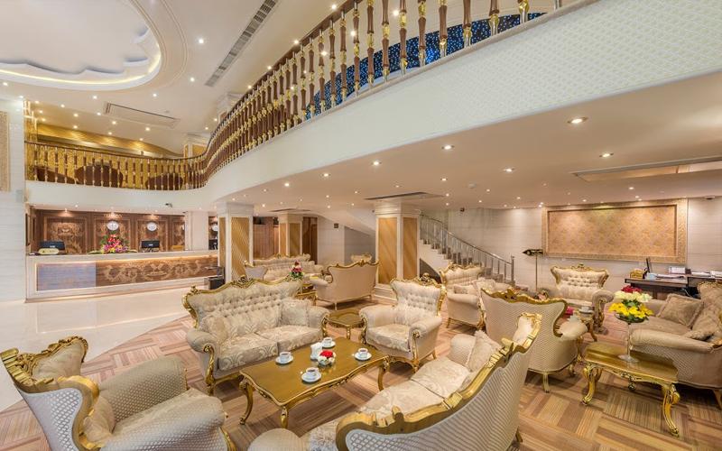 هتل سهند مشهد
