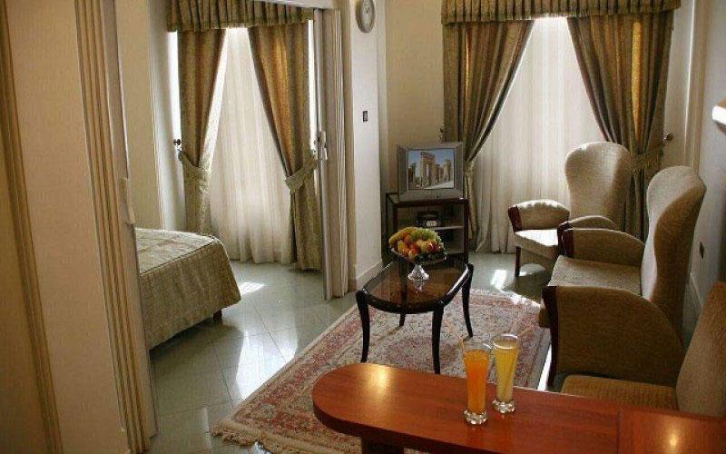 هتل آپارتمان پرنیان مشهد