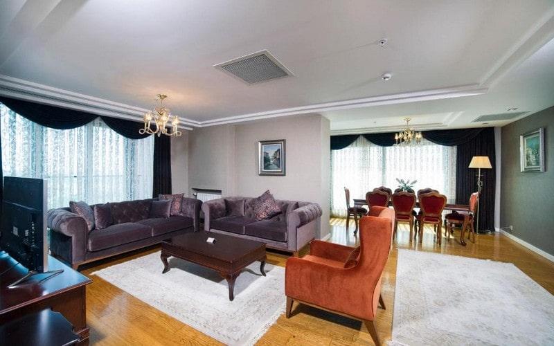 هتل Radisson Residences Avrupa Tem Istanbul