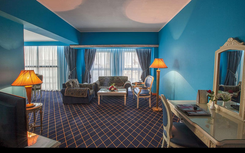 هتل مسکو دبی