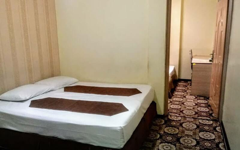 هتل عارفه مشهد