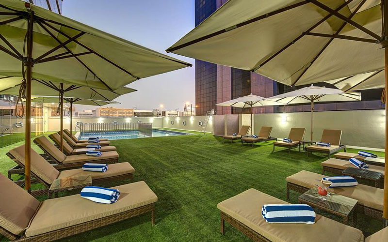 هتل رویال کنتیننتال دبی