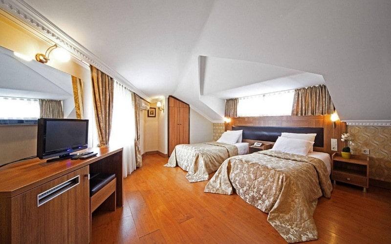 هتل Elasophia Hotel Istanbul