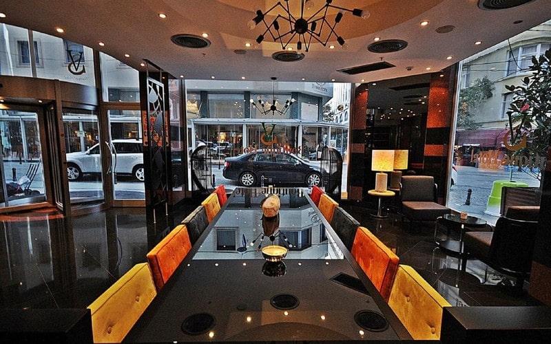 هتل SV Bussiness Hotel Taksim Istanbul