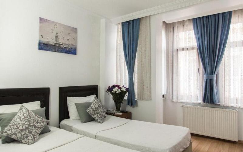 هتل The House of Tulpan Istanbul
