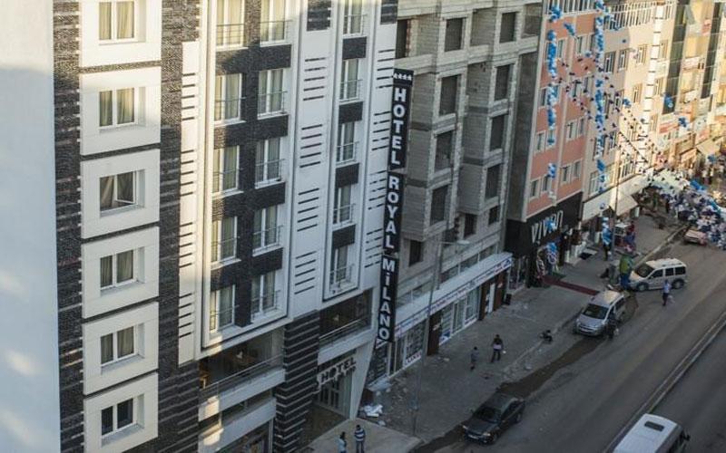 هتل رویال میلانو وان