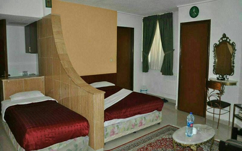 هتل امینیان مشهد