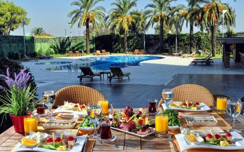 هتل Wyndham Grand Izmir Ozdilek